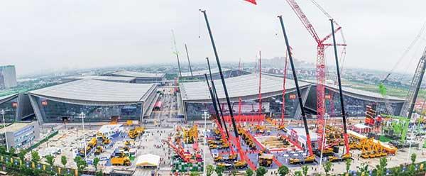 2022年湖南长沙国际工程机械展览会